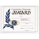 Committee Chairman AWARD en Français