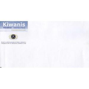 """Enveloppe  """"Kiwanis"""""""