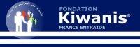 Fondation Kiwanis logo