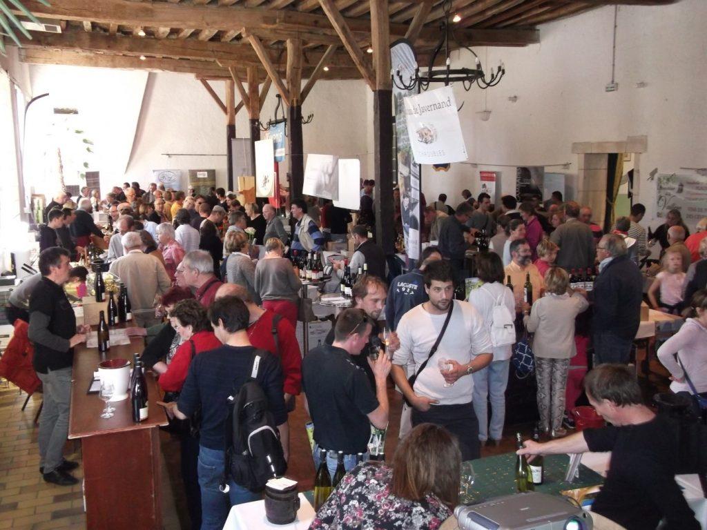 Salon du vin Blois