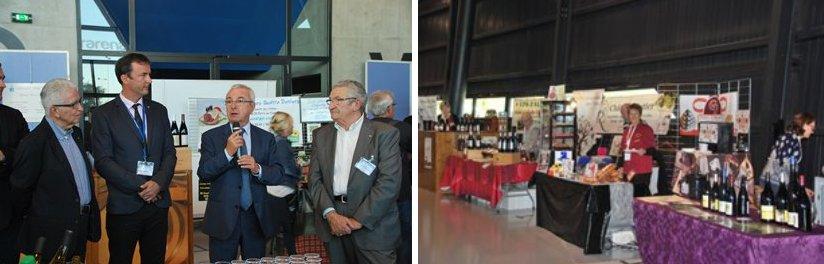 Salon du vin et de la gastronomie d antibes kiwanis for Salon d antibes