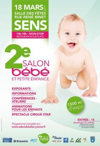 Sens Ycau.salon du bb