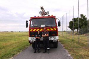 enfants pompiers