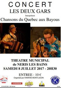 Montluçon 2017
