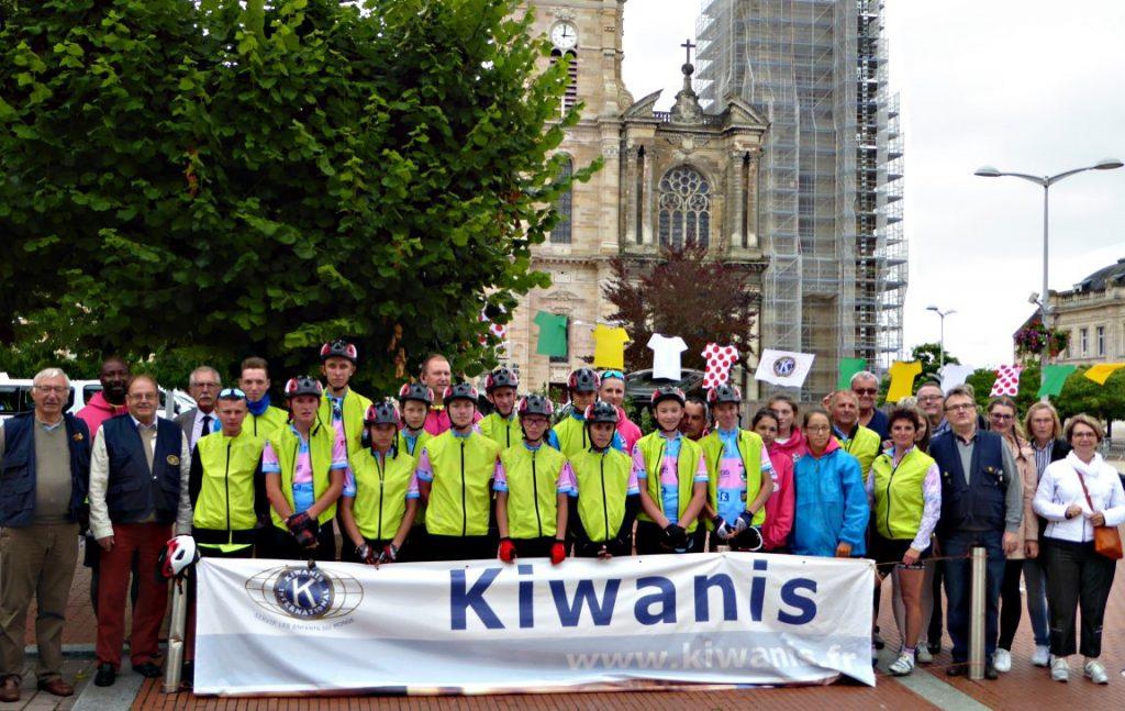 12ème Tour de France cycliste des jeunes 1