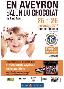 Salon chocolat Rodez