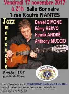 Nantes LU 17 nov