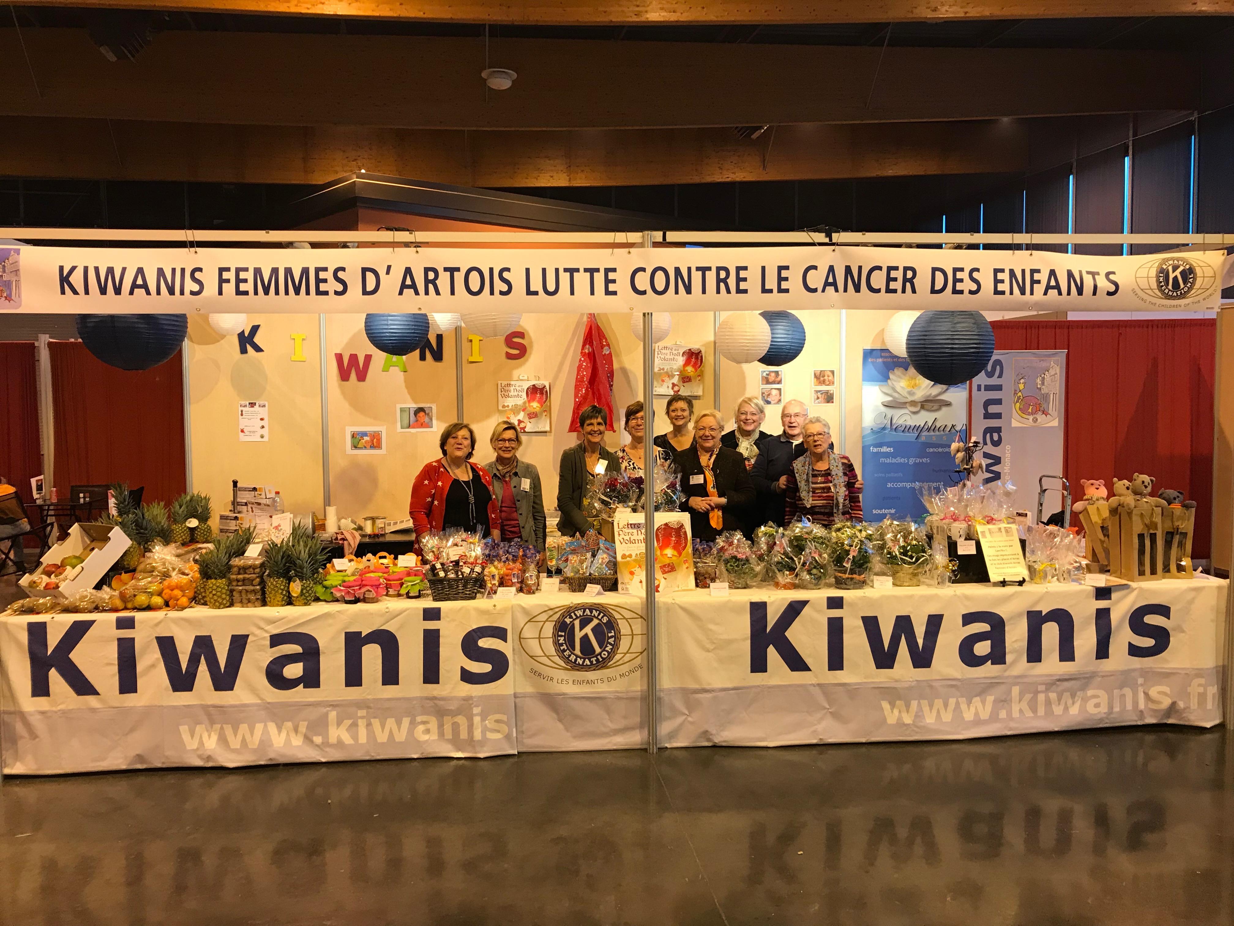 Lettre Au Pere Noel Volante.Salon Des Saveurs Au Profit Du Cancer Des Enfants Kiwanis