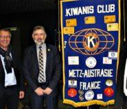 Metz austrasie A la rencontre du Kiwanis