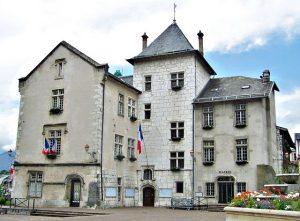 Mairie Aix-les-Bains_(73) Congrès