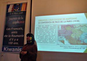 Francophonie et Roumanie