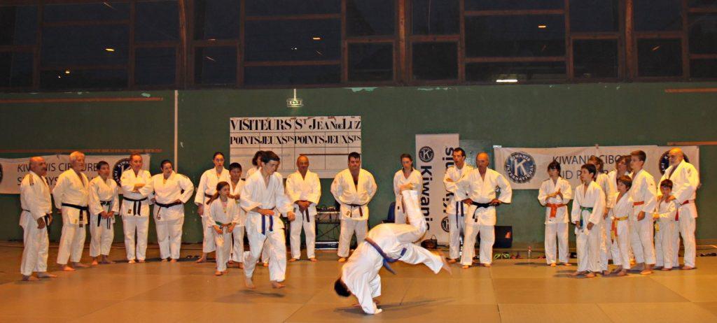 gala de la Nuit des cultures traditionnelles et des arts martiaux