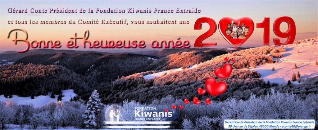 Fondation Kiwanis France Entraide