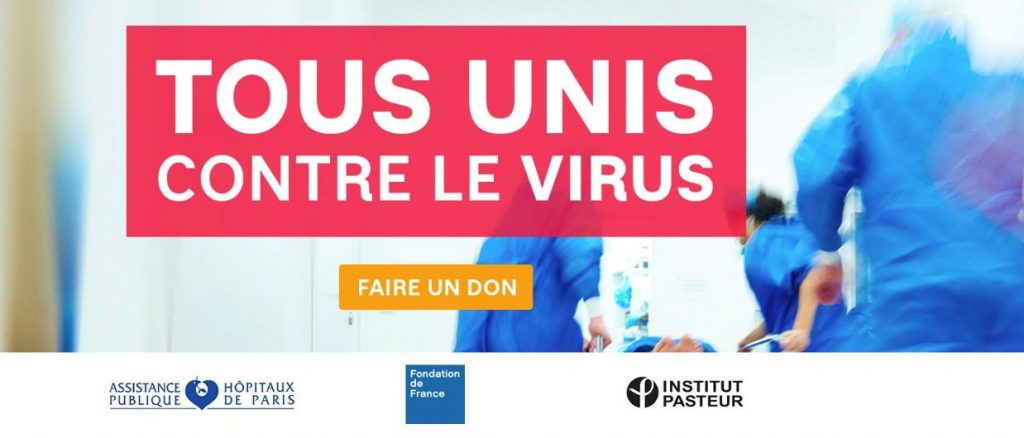 Tous unis contre le virus