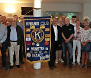 Vallee de Munster remise cheques