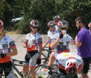 Tour de France des jeunes cyclistes d'Abbeville
