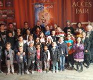 35 enfants de la Chaumière